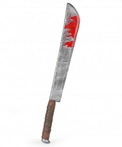 Blutige Horror Machete 74 cm
