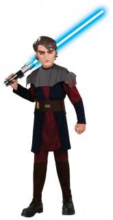 Clone Wars Anakin Skywalker Kostüm-Set M Lizenzware 3-teilig bunt