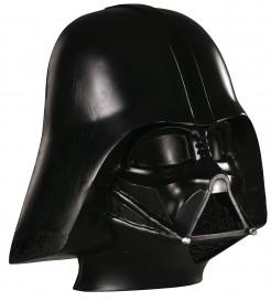 Darth Vader™ Halbmaske für Erwachsene und Kinder schwarz