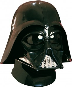 Darth Vader™-Set für Erwachsene schwarz