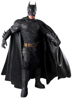 Batman™-Sammlerkostüm für Herren schwarz-gold