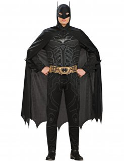 Batman™-Kostüm The Dark Knight™ für Herren schwarz-gold