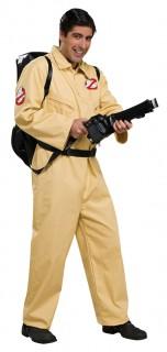 Ghostbusters™-Herrenkostüm beigefarben-schwarz