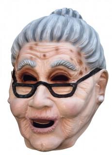 Großmutter Maske Erwachsene