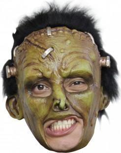 grüne Monster Maske Halloween für Erwachsene
