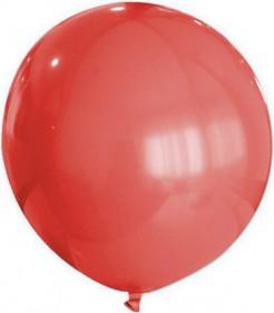 Riesiger Luftballon XXL rot 80cm