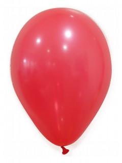 Luftballons 100 Stück rot 27cm