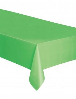 Eckige Tischdecke Einweg-Tischdecke grün 137x274cm