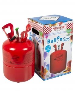 Helium-Flasche für Luftballons Partydekoration 250 l grün