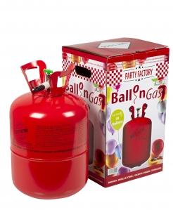 Heliumflasche zum Befüllen Luftballon-Zubehör 400 l grün