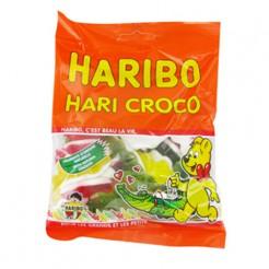 Krokodile als Fruchtgummi Hario bunte Mischung 120g