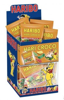 Mini-Beutel Haribo Hari Croco 40g