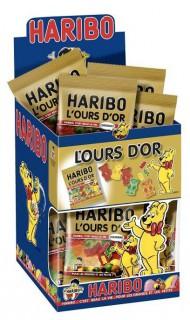 Mini-Beutel Haribo Goldbären 40g