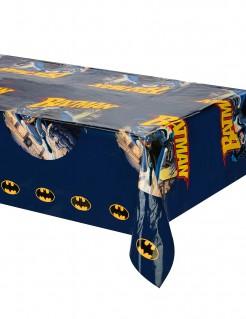 Batman™-Kunststofftischdecke bunt 130x180