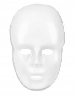 Halloween Weisse Maske