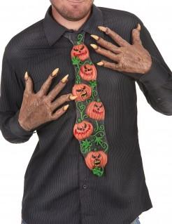 Kürbis-Krawatte