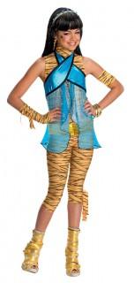 Monster High™ Halloween Kinderkostüm Cleo de Nile™ bunt