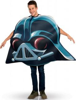 Darth Vader Angry Birds™-Kostüm Star Wars™ blau-grau