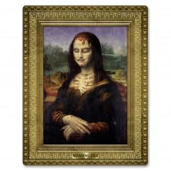 Halloween schaurige Zombie Porträt