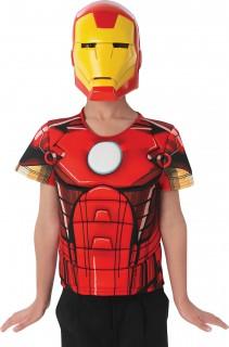 Iron Man™-Kinderkostüm von Avengers™ bunt