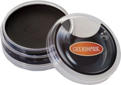 Halloween Schminke Make-Up schwarz 14g