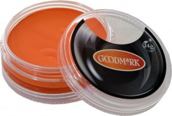 Aqua Makeup in der Dose Schminke orange 14g