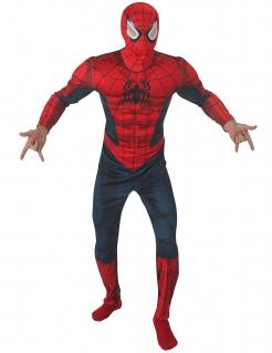 Spiderman™-Kostüm für Herren Marvel™ rot-blau