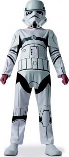Star Wars Rebels™ Stormtrooper Kinderkostüm Lizenzware weiss-schwarz
