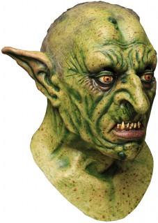 Grüne Gnom Maske