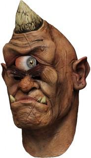 Zyklon Maske Halloween Animiert hautfarben
