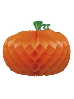 Halloween Papier-Kürbis