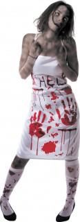 Halloween Blutige Schürze für Erwachsene