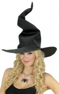 Formbarer Hexen-Hut schwarz