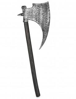 Wikinger Axt Beil grau-schwarz 45cm