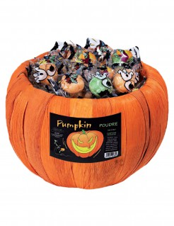 Halloween-Bonbons Halloween-Süssigkeiten grün-gelb-orange 700g