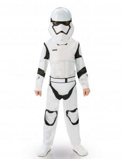 Stormtrooper Star Wars Kinderkostüm Lizenzware weiss-schwarz