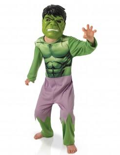 Hulk™-Kinderkostüm grün-violett