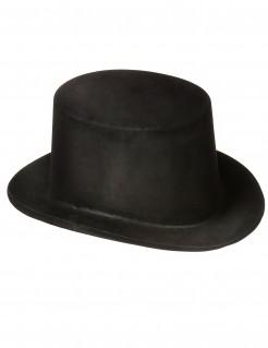 Ripper-Kopfbedeckung f�r Halloween schwarz 60 cm