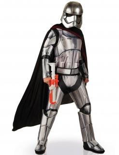 Star Wars™ Captain Phasma Kostüm für Erwachsene Lizenzware silber