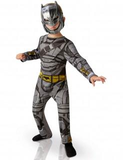 Batman™Lizenzkostüm für Jungen grau-gelb