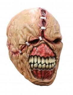 Resident Evil Apocalypse Nemesis Horror-Maske beige-rot