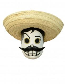 Halloween - Dìa de los muertos Maske Calaveritas