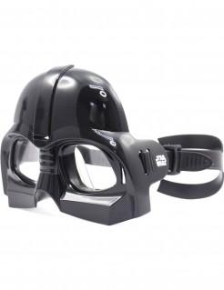Darth Vader™-Taucherbrille für Kinder Star Wars™-Accessoire schwarz