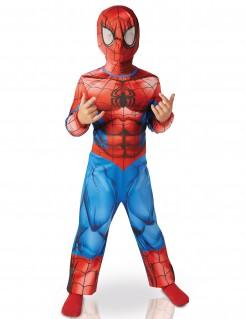 Spider-Man™ Kinderkostüm rot-blau-schwarz