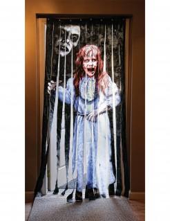 Türvorhang Der Exorzist™ Raumdekoration Halloween bunt 200 x 90 cm
