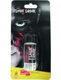 Zombiehaut Flüssiglatex Halloween-Schminke grau 31,6ml