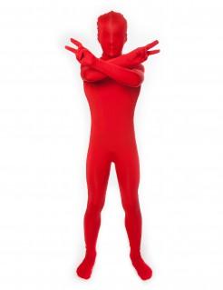 Kinder Morphsuit Ganzkörperanzug Kostüm rot