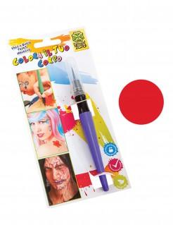 Feiner Schminkstift für Halloween rot