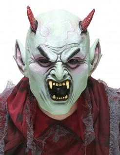 Maske wütender Teufel