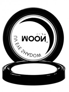 Moon Glow™ UV-Lidschatten Halloween Make-up weiss 3,5g